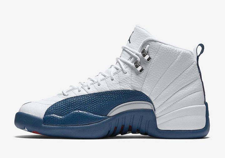 ... Get an Official Look at the Air Jordan 12 Retro  French Blue  ... 2a1108dd3