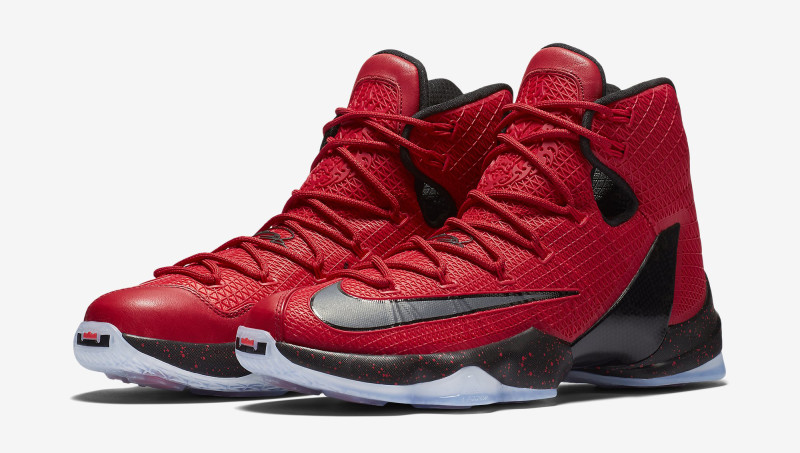 watch 0b5e7 5bb2c Here is a Detailed Look at the Nike LeBron 13 Elite-6 ...