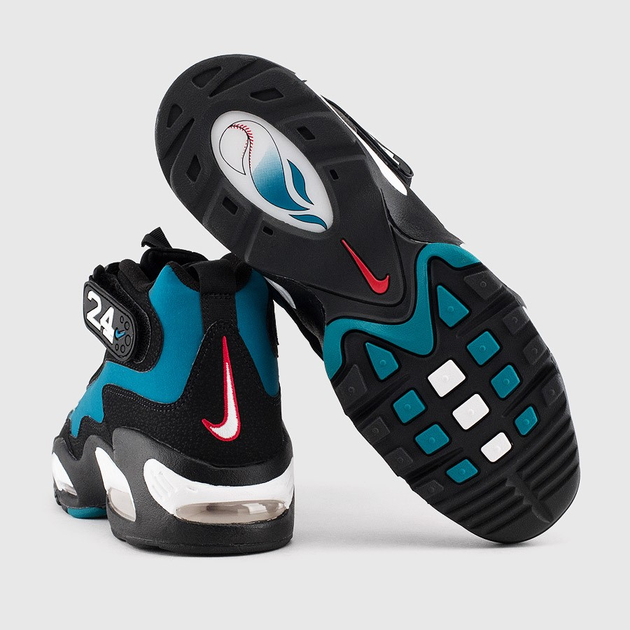 info for 62eff 39d25 Nike Air Griffey Max 1 Fresh Water bottom traction outsole