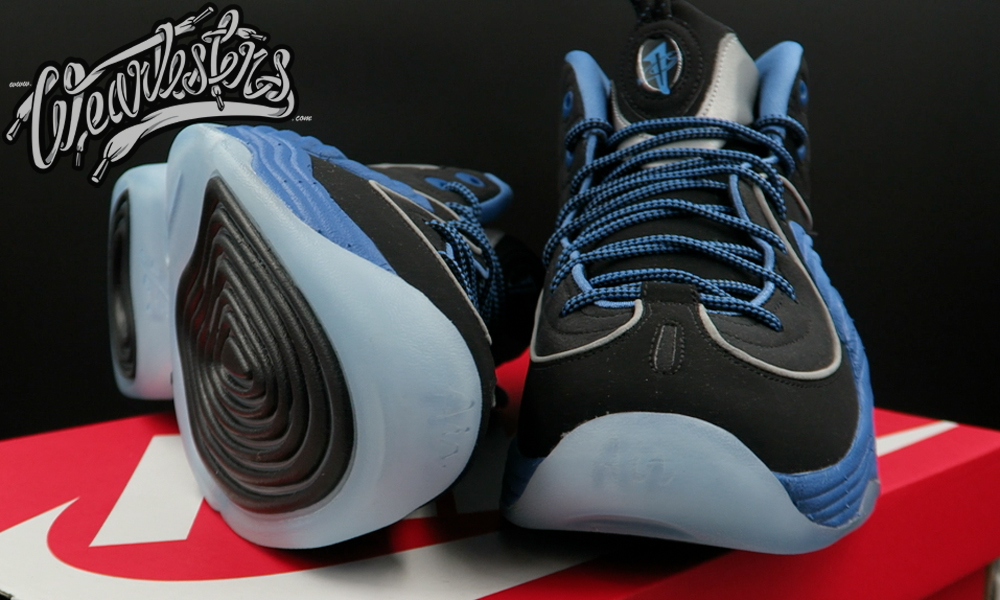 finest selection f0a73 5e93c Nike Air Penny 2 Retro Sole Collector   Detailed Look and Review 5