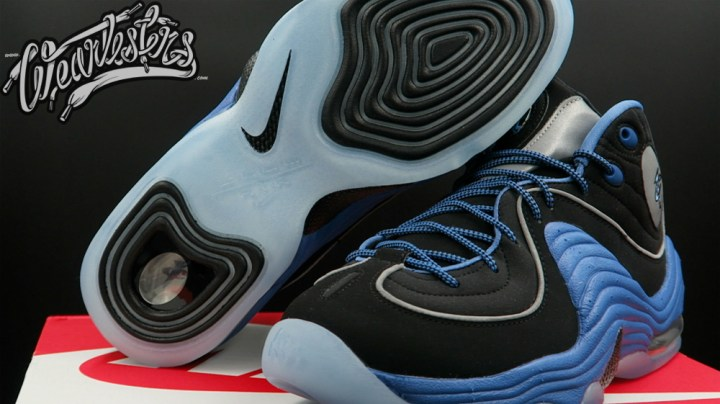 super popular 7a6e2 4fb4f Nike Air Penny 2 Retro Sole Collector   Detailed Look and Review 7