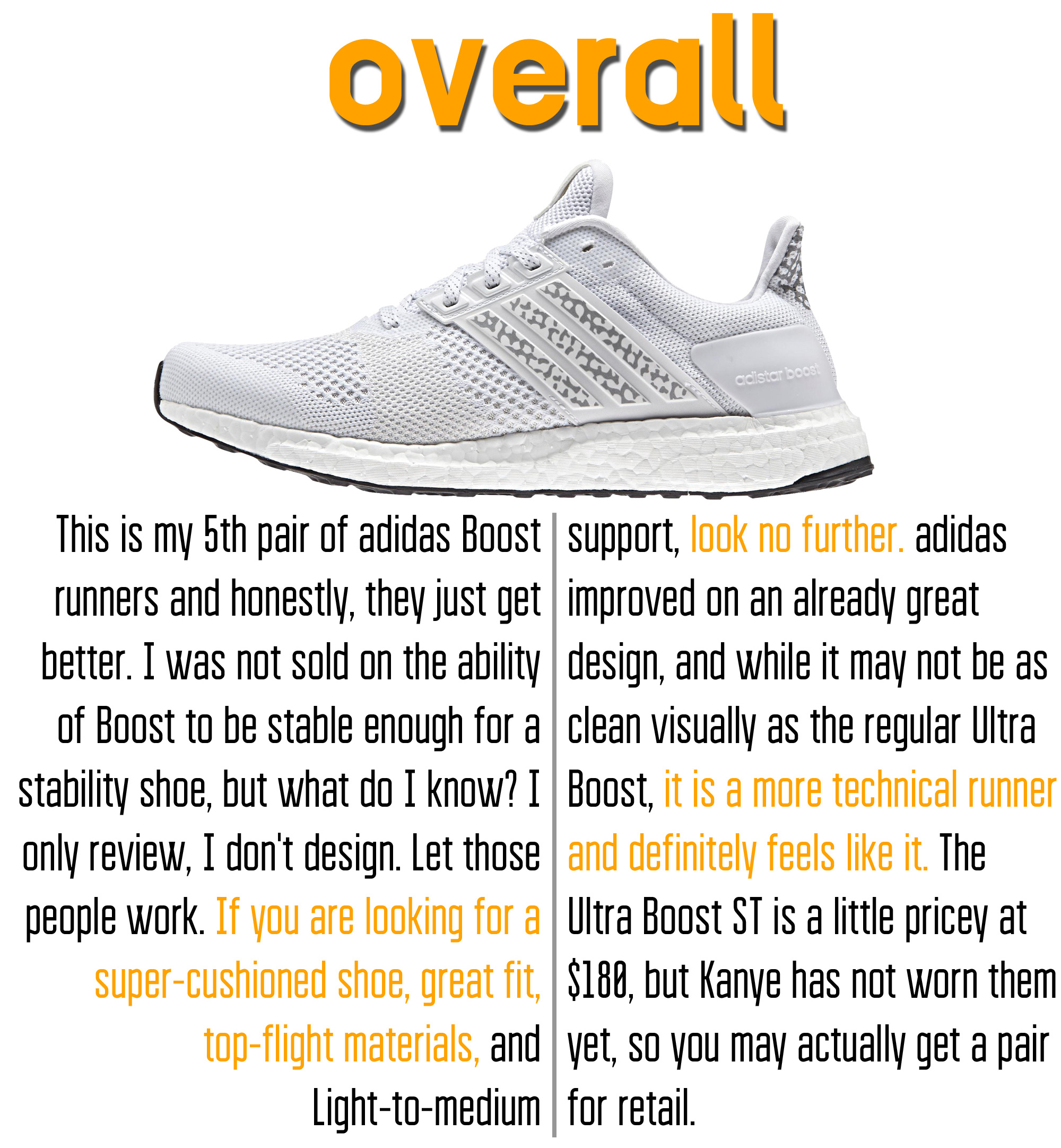 dd3f90b3914 adidas Ultra Boost ST Performance Review - WearTesters