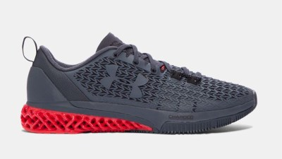 timeless design 730e2 96768 The Under Armour 3D Printed Architech is Now Available