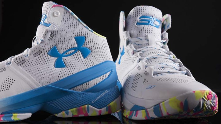 Under Armour Curry 2 'Surprise Party' 2