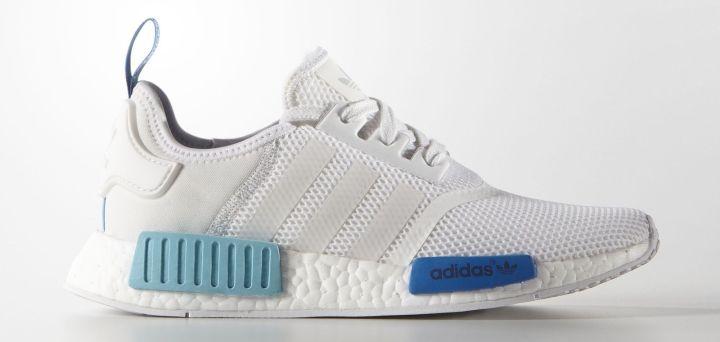 adidas NMD Runner R1 Blue Glow
