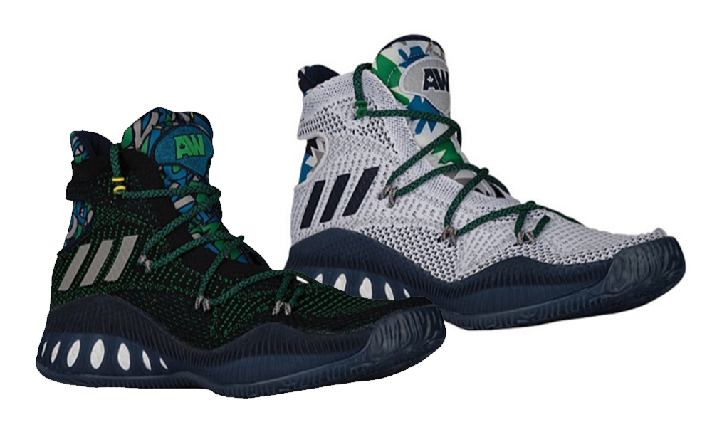 new concept 20c29 093e9 Andrew Wiggins Will Wear These adidas Crazy Explosive PEs -