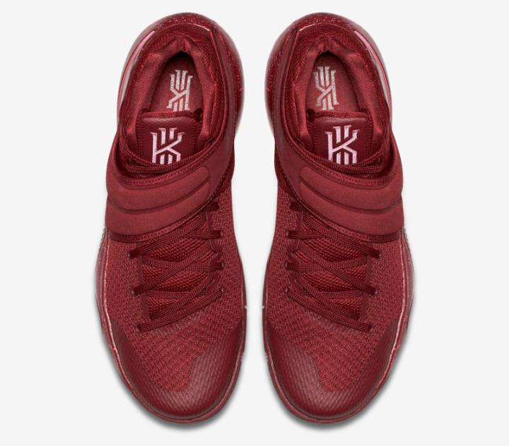 Check Out the Nike Kyrie 2 in 'Red Velvet'-7