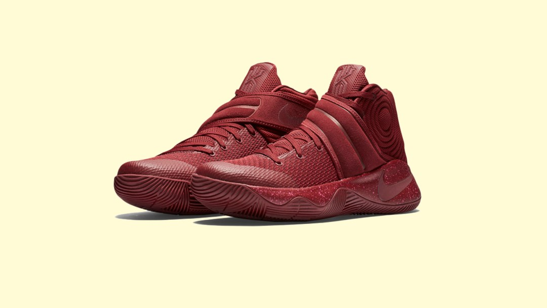 1a6bc08aa5a Check Out the Nike Kyrie 2 in  Red Velvet  - WearTesters