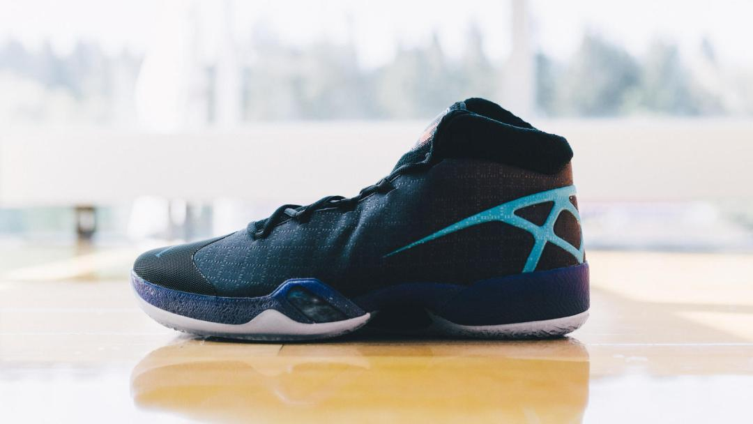 competitive price 4358f a8e51 Take a Detailed Look at these Air Jordan XXX Playoff PE s - WearTesters
