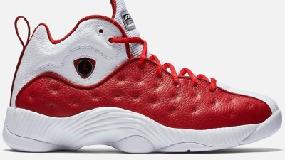 046e21a631342b The Jordan Jumpman Team 2 Retro is Now Available in White  Red