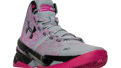 7c551e64fd41 The Under Armour Curry 2 Goes Floral for Mothers Day