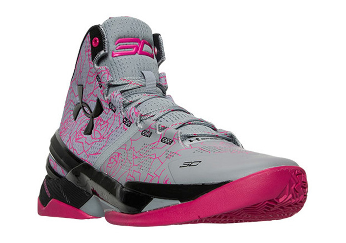 outlet store a43da 894b3 The Under Armour Curry 2 Goes Floral for Mothers Day ...