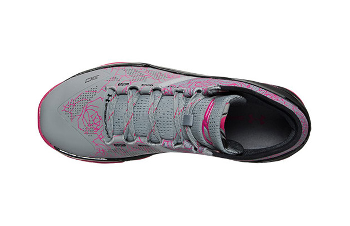 wholesale dealer 83405 addb5 The Under Armour Curry 2 Goes Floral for Mothers Day 5