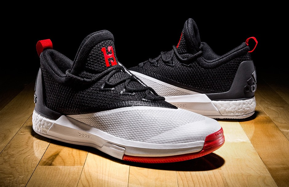aafd5498512 James Harden s PE of the adidas Crazylight Boost 2.5 is Available ...