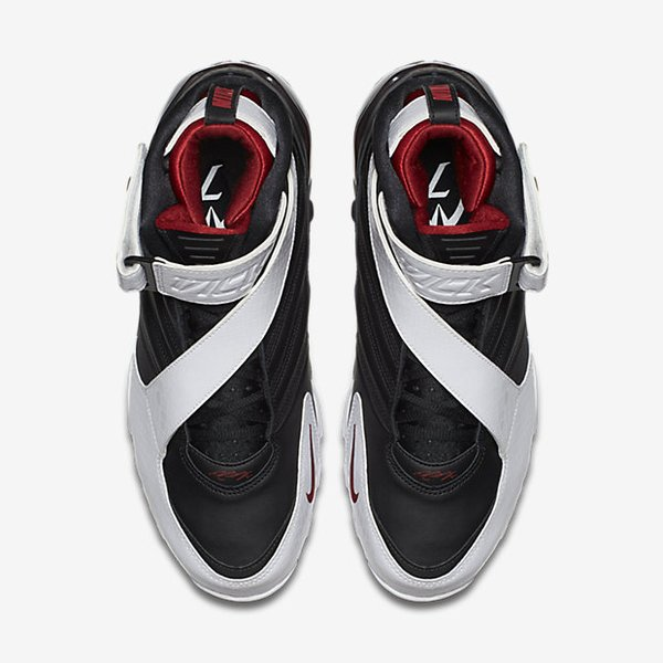 nike zoom vick ii 2 og top view
