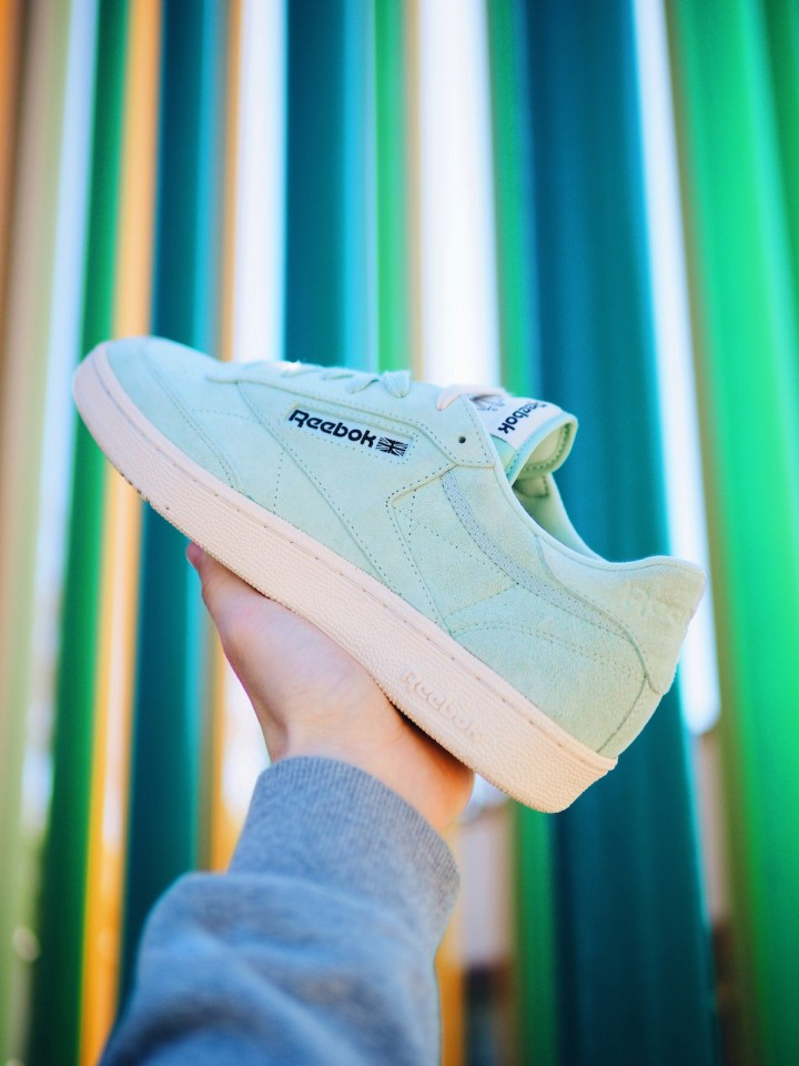 d9138a603cd2 Reebok Classic Does Pastels with the Club C 85 Pack - WearTesters