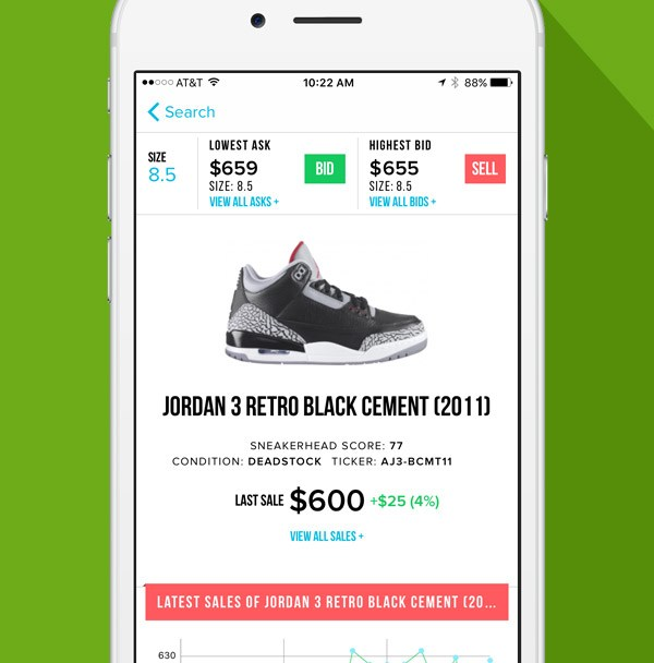 The StockX App is Now Available - WearTesters f3f84d0c2