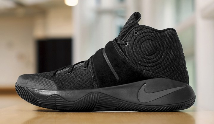 Get Up Close and Personal with the Nike Kyrie 2 'Triple Black' 1