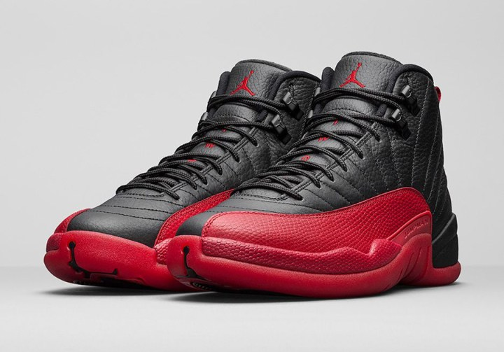 094f042189fbcb Get an Official Look at the Air Jordan 12 Retro  Flu Game  - WearTesters