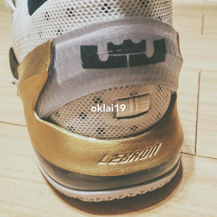 newest b459a 28905 Nike LeBron 13 low Olympic 8