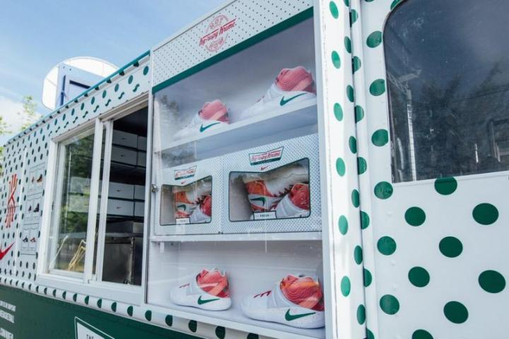 The Latest Colorway of the Nike Kyrie 2 is Inspired by Krispy Kreme-2
