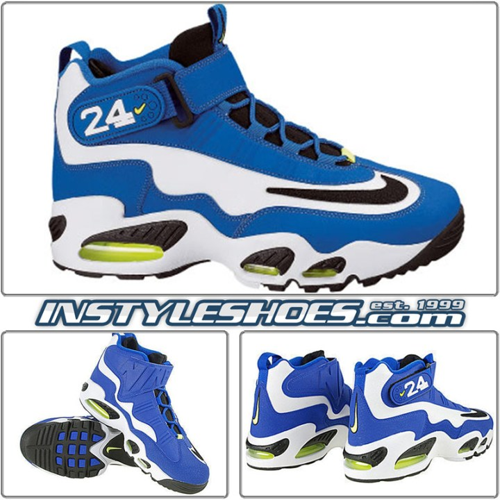 7189c8f107e The Nike Air Griffey Max 1 Returns in Varsity Royal  Volt - WearTesters
