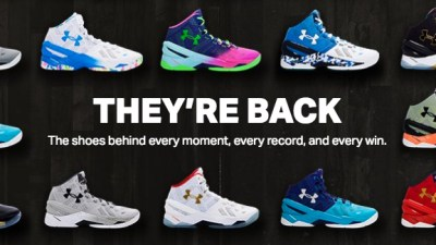 under armour curry 2 restock