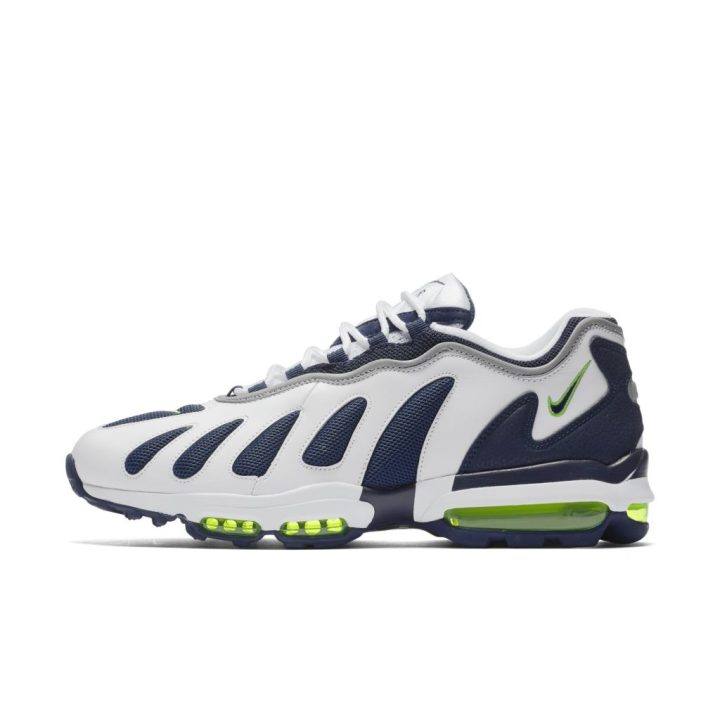 8d58ad773241fb AirMax96-WhiteBlue-01. Visually it has the aspects of the Nike Air Max 96.