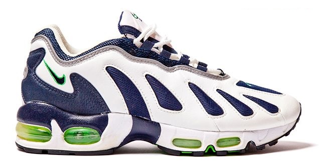 3a4cb694213 First Look at an Updated Nike Air Max 96 Retro - WearTesters