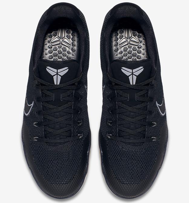 b30b5cee7 Check Out the Nike Kobe 11 EM in Triple Black - WearTesters