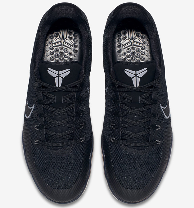 21f3ba085aa Check Out the Nike Kobe 11 EM in Triple Black - WearTesters