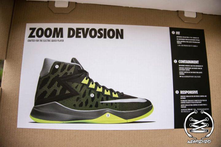b6550baf8e882 First Impression Nike Zoom Devosion 7 - WearTesters