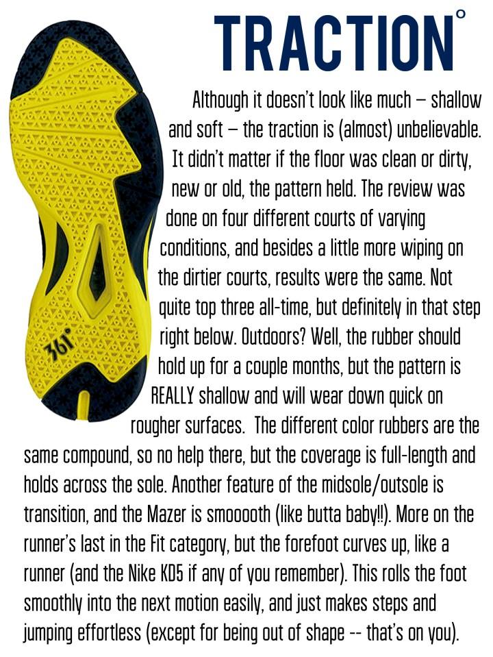 Mazer Performance Review 5
