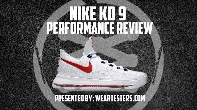 Nike Zoom KD9 Performance Review NYJumpman23 WearTesters