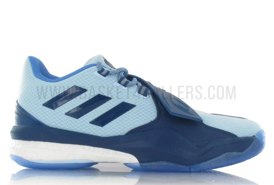 3e9375ee609 The adidas D Rose Englewood 4 Comes in Noir Blue - WearTesters