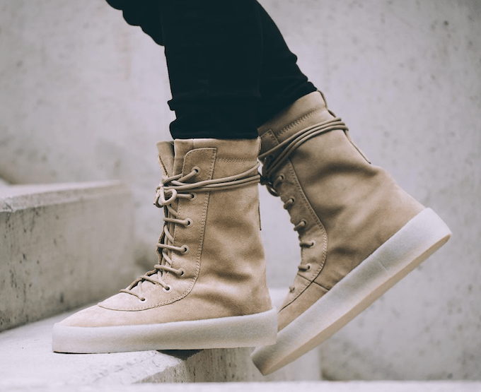 3cd5704bef0a9 The Yeezy Season 2 Crepe Sole Boot is Available Now - WearTesters