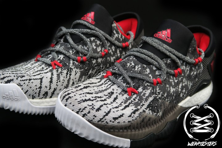 buy online fa371 fa38c adidas CrazyLight Boost 2016 Performance Review Materials