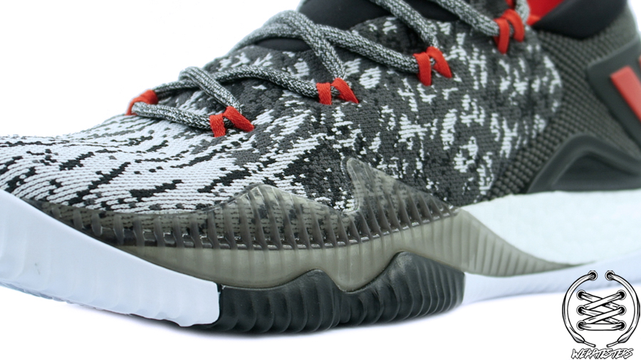new style 7a3e5 20ae5 adidas CrazyLight Boost 2016 PrimeKnit  Detailed Look and Review 5