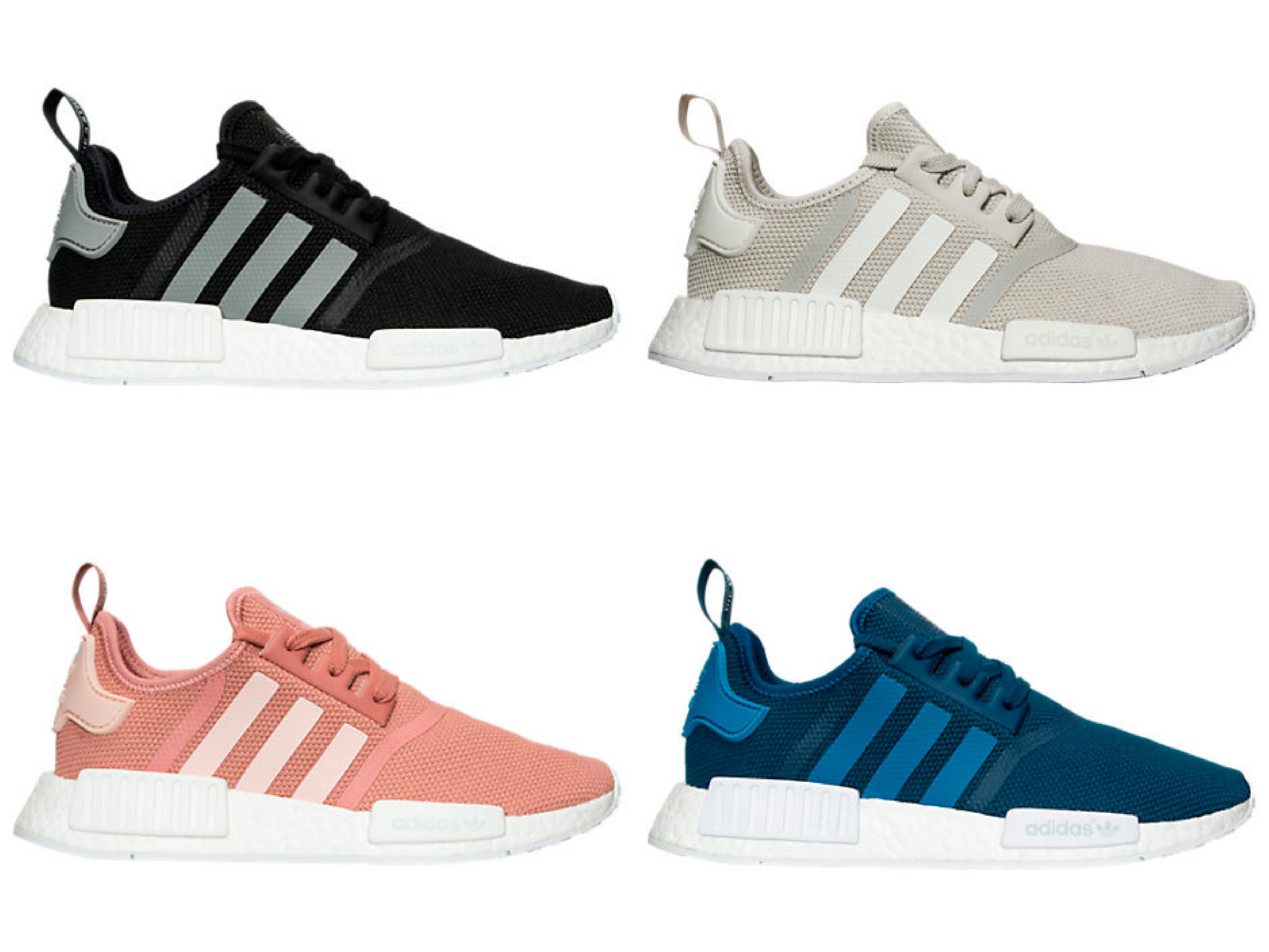 c2408bdf7 The adidas NMD R1 Runner is Available in Multiple Colorways ...