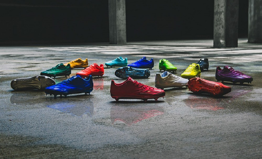 78223c20157 adidas adizero Afterburner - Dipped Cleat Collection Revealed ...