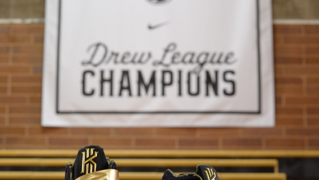 Drew League Champs Get Custom Kyrie 2 NikeiD - WearTesters 74b457850c2