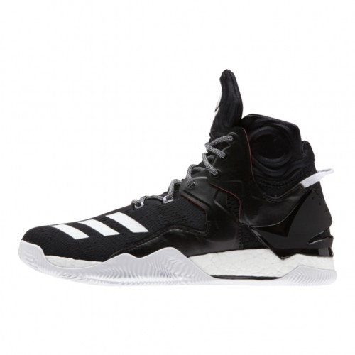 best service 6d055 2ed9e Adidas Drose 7 - blackwhite