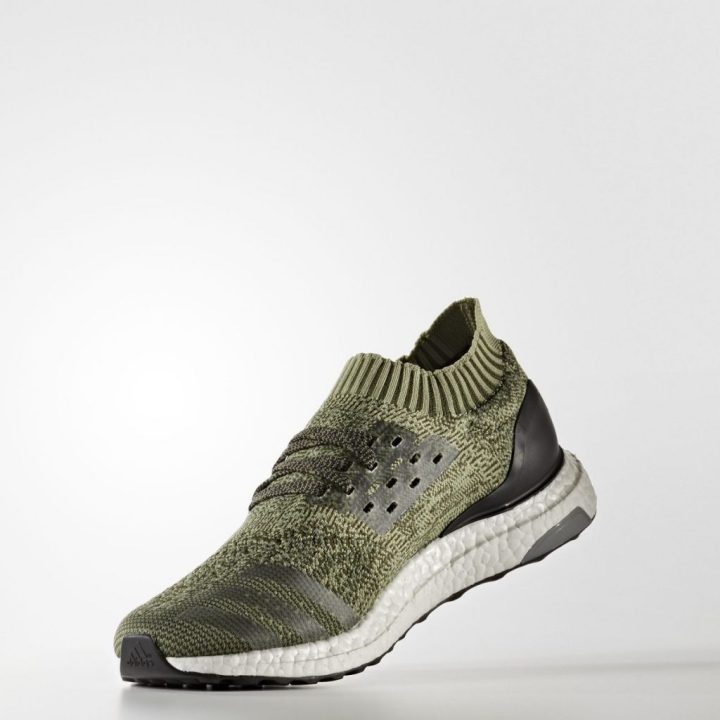 outlet store 8e7d2 26e4b Adidas Ultra Boost Uncaged - Vaor Grey - Angle Side