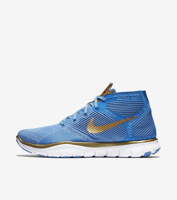 7437333f0b73 The Nike Free Train Instinct  Hustle Hart  is Available Now in 2 Colorways. Kevin  Hart s sort-of signature shoe ...