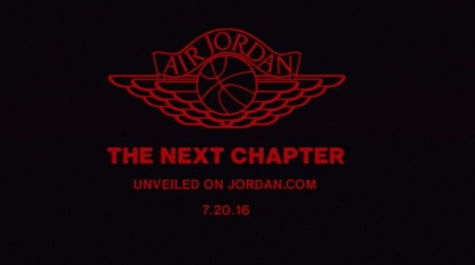 Next Chapter Air jordan