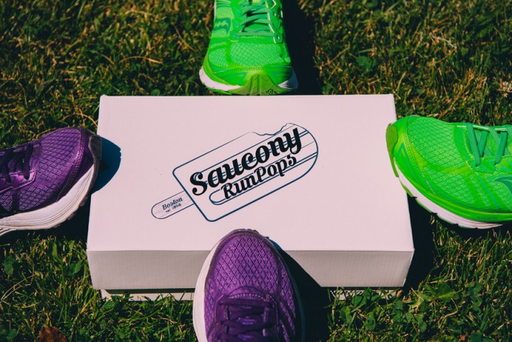 Saucony Releases Colorful Runners for the Summer 1