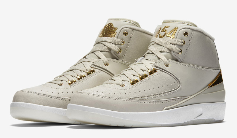 b6ed7a812337 The Air Jordan 2 Gets a  Quai 54  Colorway - WearTesters