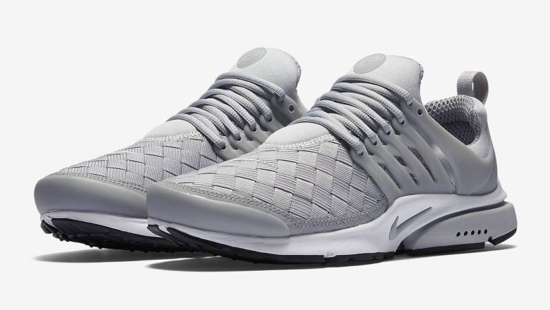 reputable site adf21 ab368 The Nike Air Presto SE Uses a Woven Upper - WearTesters