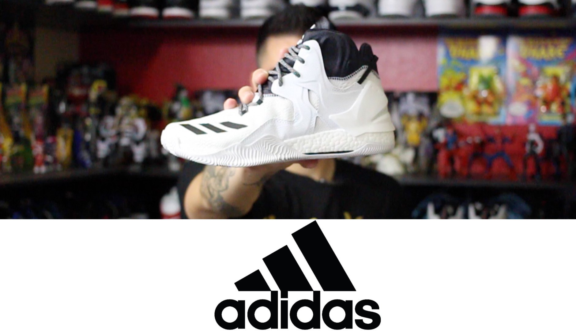8ccdc6ce1a77 adidas   First Impression   Kicks On Court ...