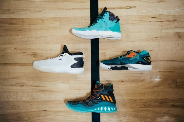 LAS VEGAS, NV - JULY 24, 2016: adidas Summer Championships at the Cashman Center in Las Vegas, NV.  (Joe Martinez/adidas)